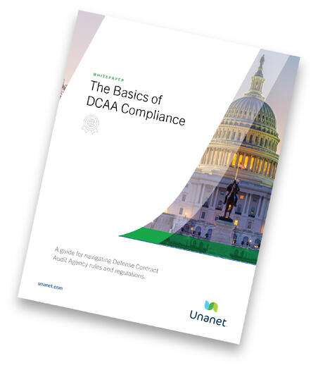 The Basics of DCAA Compliance New cover