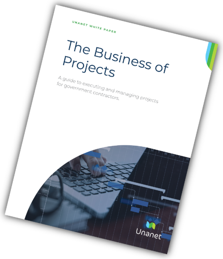 business of projects white paper cover for LP