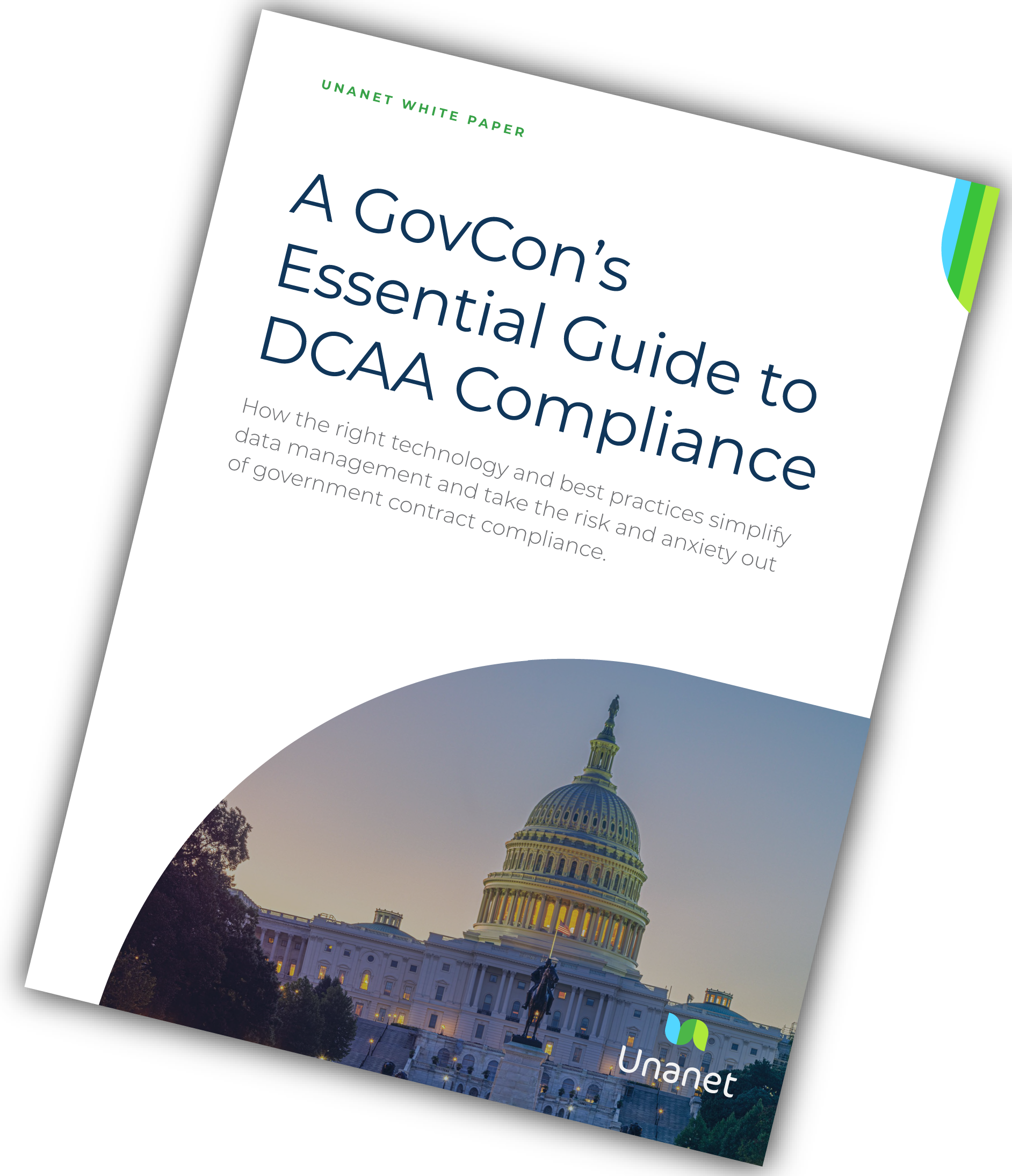 govcon essential guide dcaa cover for LP-01